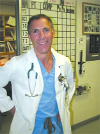 Variety Is the Spice of His Life This Emergency-room Physician Wears ...