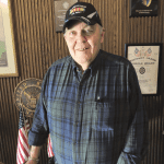 Holyoke Soldiers' Home resident Ted Dickson says he is grateful to be surrounded by other people who served.
