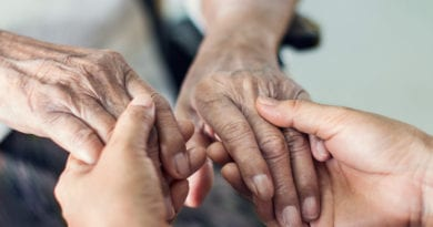 Study Examines Health, Well-being of Older Adults Living Alone