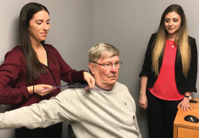 AIC Studies Use of Virtual Reality  in Physical Therapy