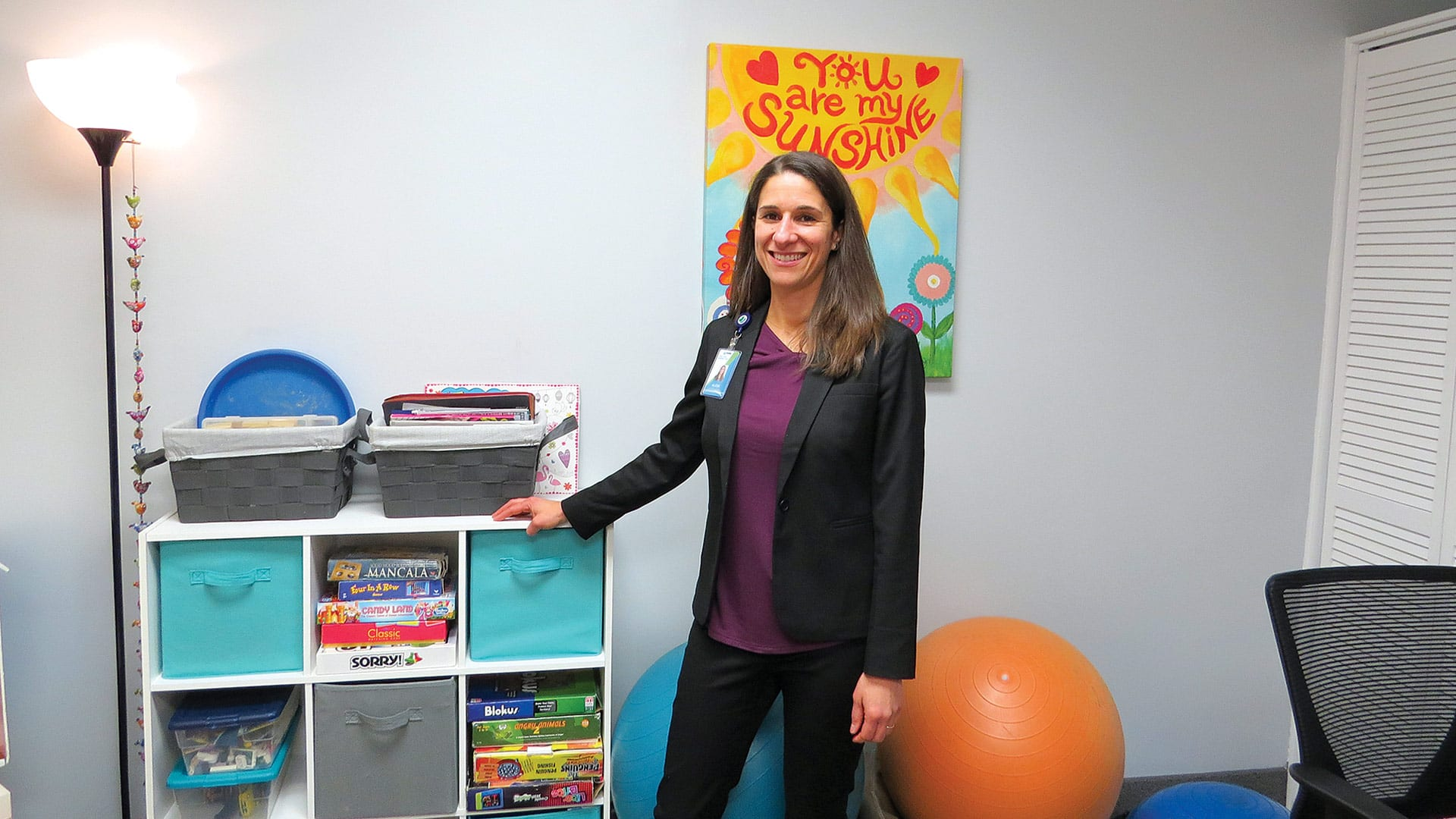 Alexa Mignano says River Valley's school-based programs are growing