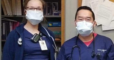 respiratory-care students