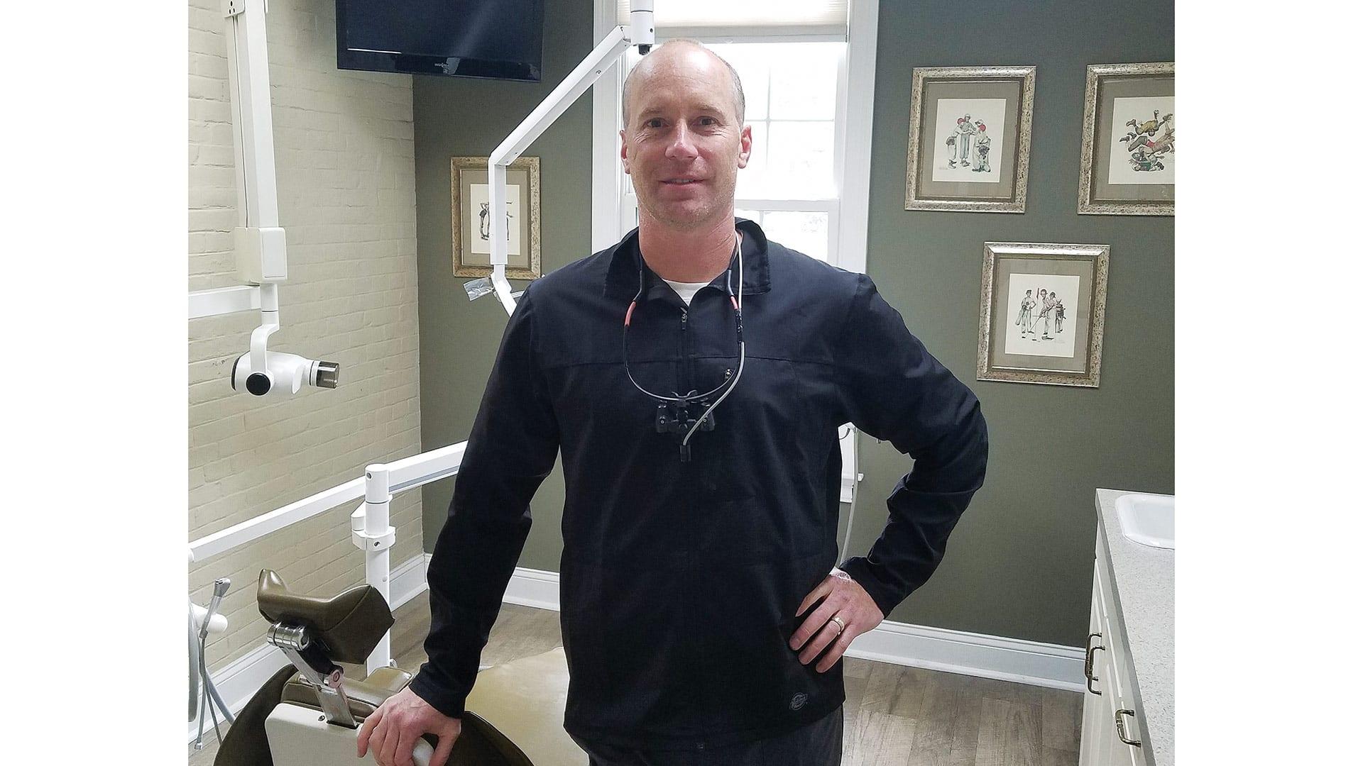 Dr. Bryan Kasperowski