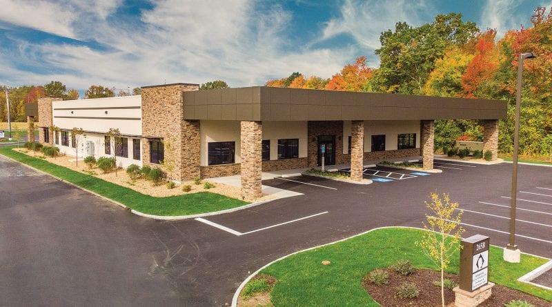 Berkshire Facial Surgery facility in East Longmeadow