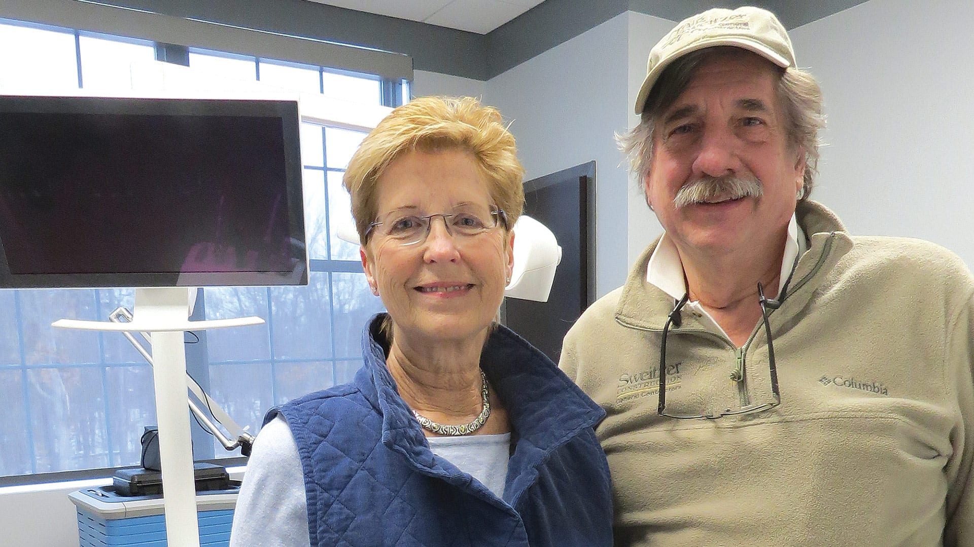 Pat and Craig Sweitzer