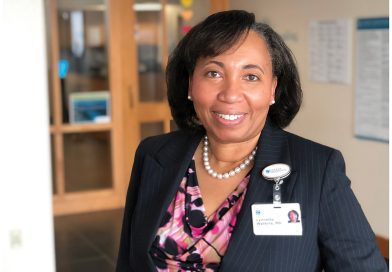 Dr. Lynnette Watkins Takes the Helm at Cooley Dickinson Hospital